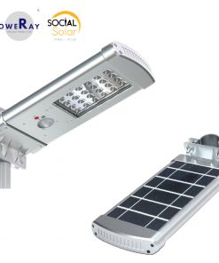1luminación Solar PoweRay