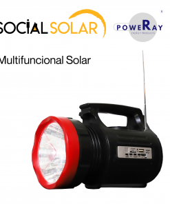 Multifuncional Solar PoweRay