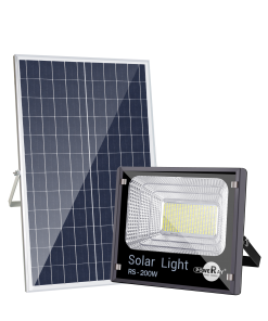 Iluminación Solar PoweRay